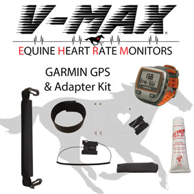 V-MAX Equine Heart Rate Monitor Systems