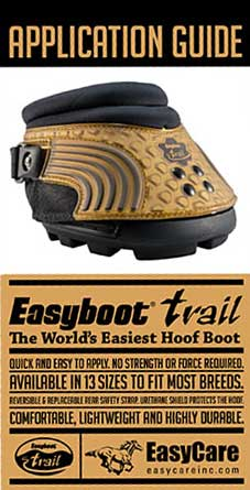 EasyCare Easyboot New Trail Application Guide